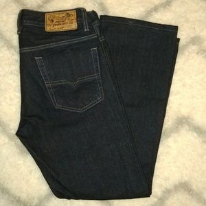 Diesel Industry Viker jeans dark wash W30 L32